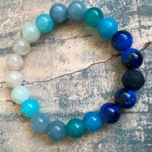 Essential Oil Aromatherapy Diffuser Bead Bracelet